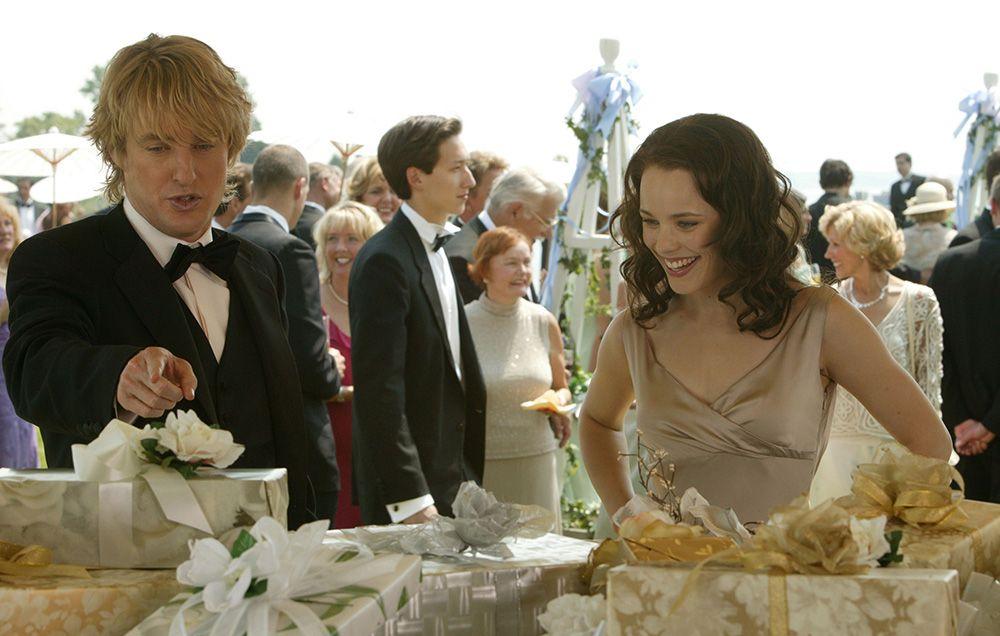 Wedding hookup rules