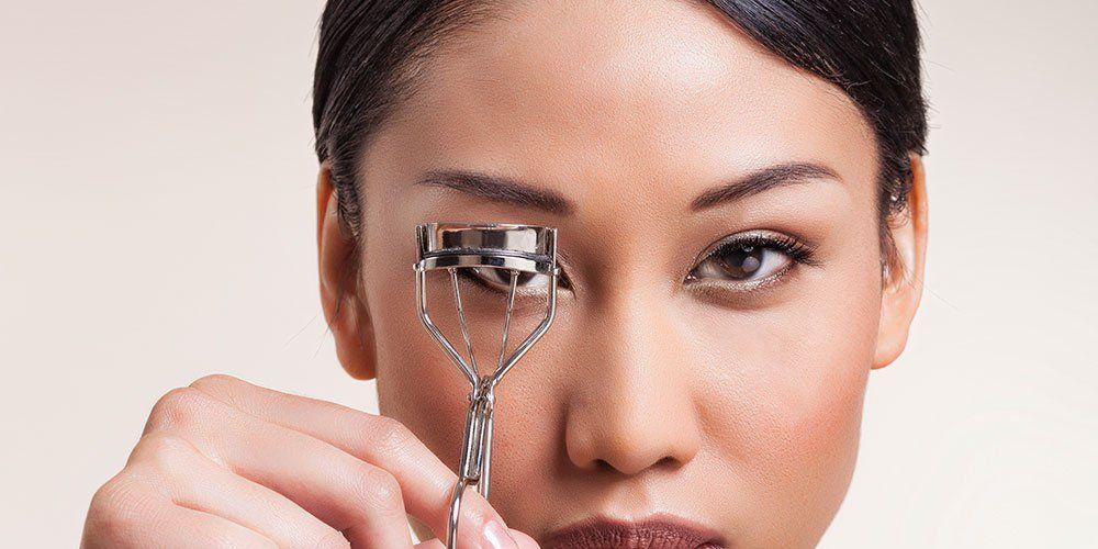 Best Eyelash Curler For Your Eye Shape Womens Health
