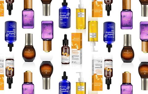 'I Used Face Oils Every Day For 12 Days—Here's What Happened'