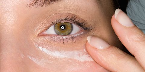 How to treat bags under eyes