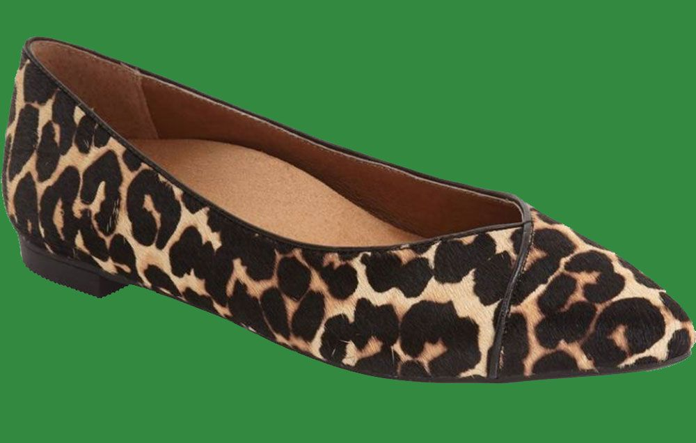 Flats With Arch Support: Stylish