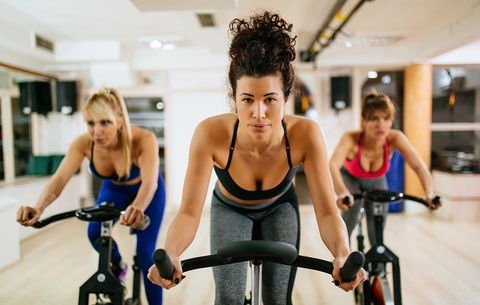 Image result for Spin classes reading