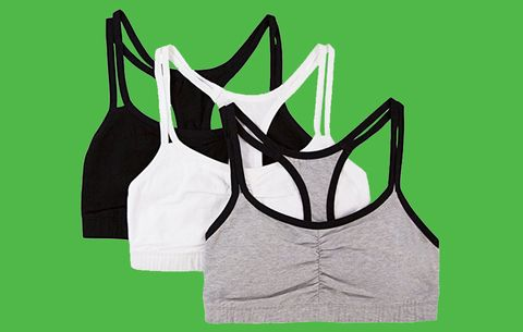 Everyone Is Obsessed With These Super-Comfy $4 Bras
