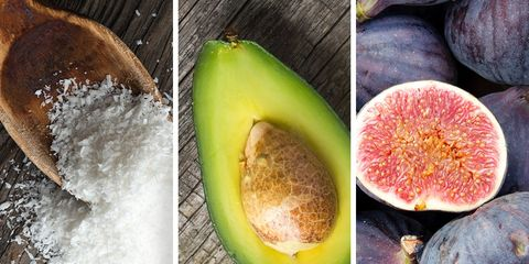 High calorie fruit