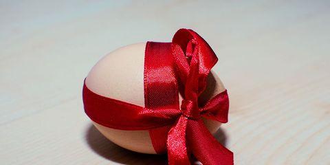 Egg donation process
