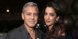George and Amal Clooney relationship details