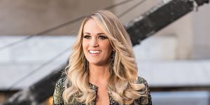 Carrie Underwood jump rope workout