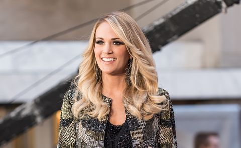 The Workout Carrie Underwood Swears By To Sculpt Her Iconic Legs