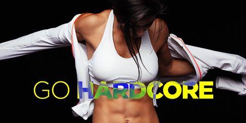 Go Hardcore