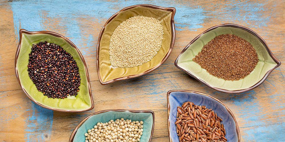 Ancient grains nutrition