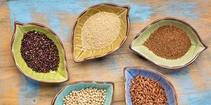 Ancient grains nutrition