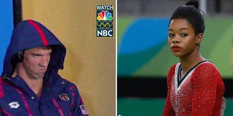 Gabby Douglas Olympics Sexism