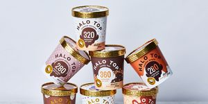 Halo Top dairy free new vegan flavors