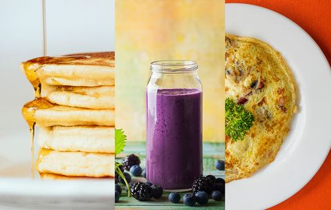 34 Easy High-Protein Breakfasts That'll Help You Lose Weight