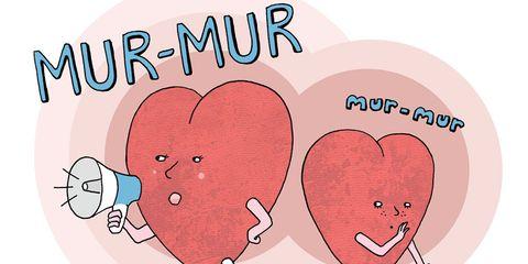 Heart murmur
