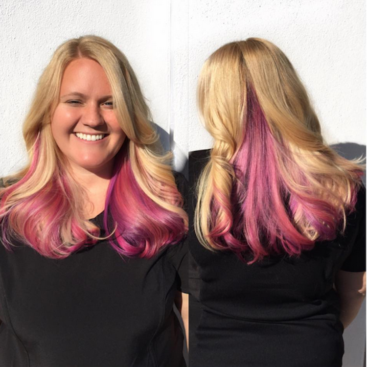 30 Photos Of Highlighted Hair You Ll Absolutely Dye For Women S Health