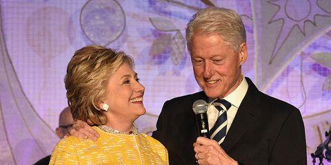 Hillary Clinton and Bill Clinton marriage