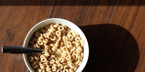 honey nut cheerios sugar