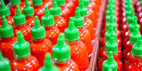 hot sauce sriarcha sauce