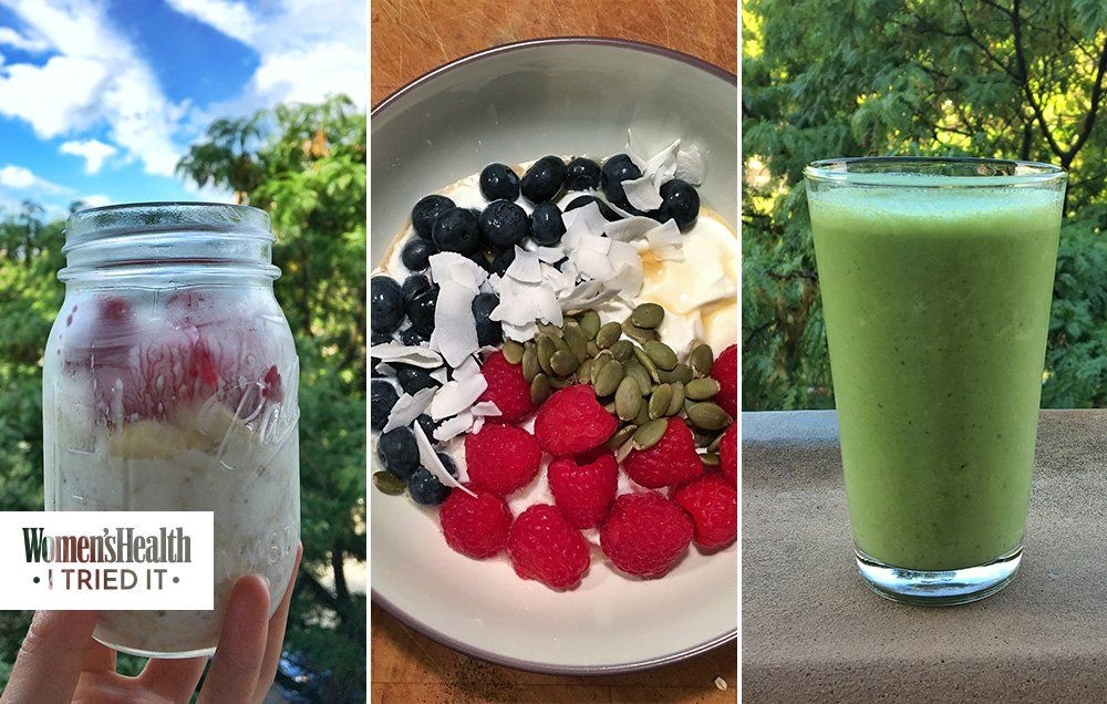 Greek Yogurt Every Day For Breakfast I Tried It And Here S What Happened Women S Health