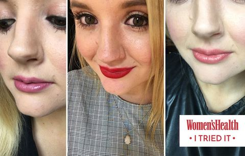 All-Day Lipstick: I Tried It And Here's What Happened