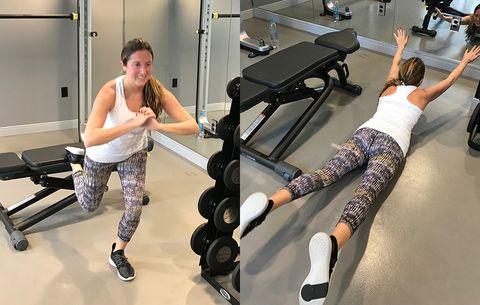 Khloe Kardashian Revenge Body Workout: Steal Her Fitness and
