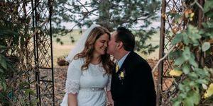 Kim Zirker wedding