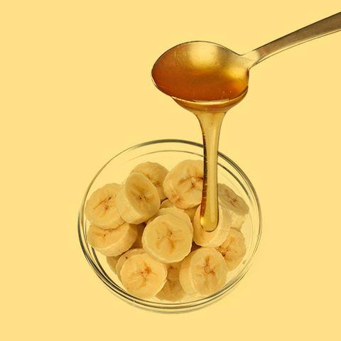 Banana and Honey Mask