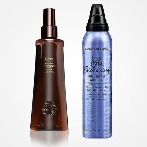 Thickening Spray/Mousse