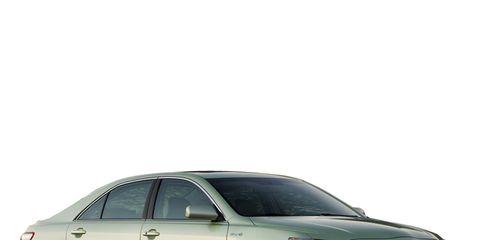 Car Emissions: Hybrid Car