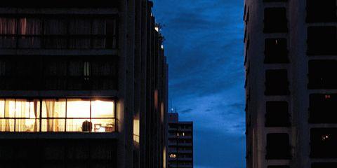 Dating Advice: City at Night