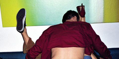 Sexy Injuries: Crazy Threesome