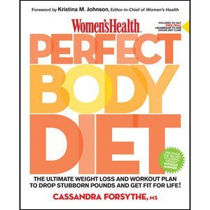 Womens Health Diet Book