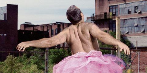 Understanding Men: Male Ballerina