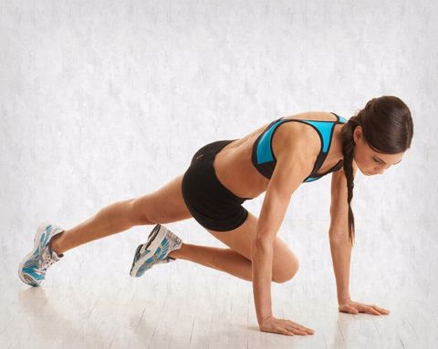 This Plank-Based Exercise Challenges Your Core Like WHOA