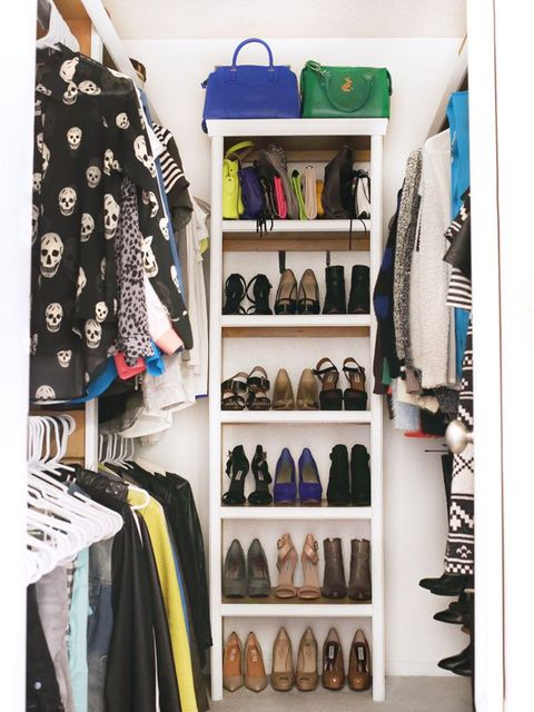 How to De-Clutter Your Closet So You Actually Enjoy Getting Dressed