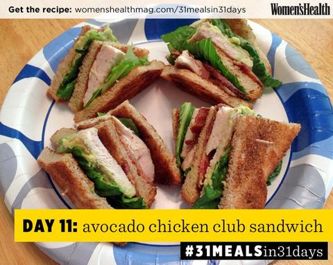 The Perfect Chicken Sandwich