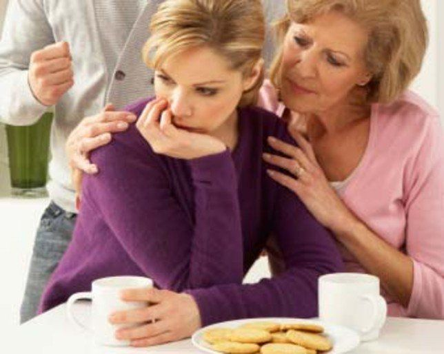 Living with in laws bad for marriage