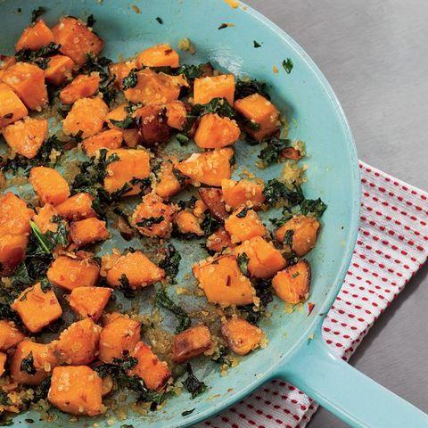 Sweet & Spicy Quinoa Hash Recipe