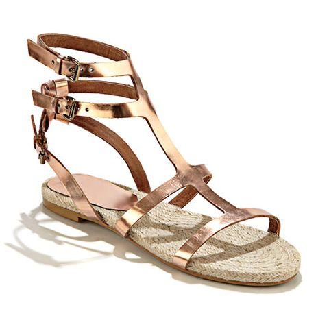 Sandal 1 - Metallics