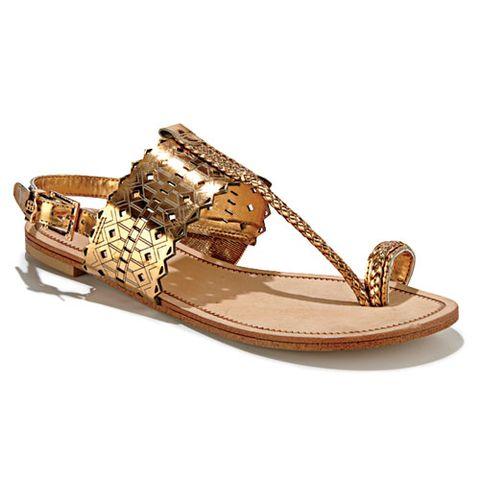 Sandal 2 - Metallics