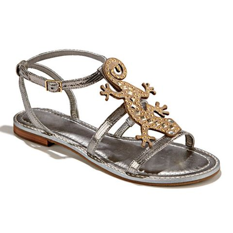 Sandal 3 - Metallics