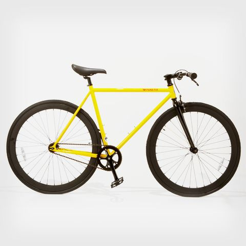 A Bright Bicycle
