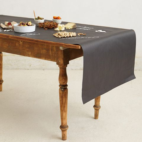 A Notable Table Runner