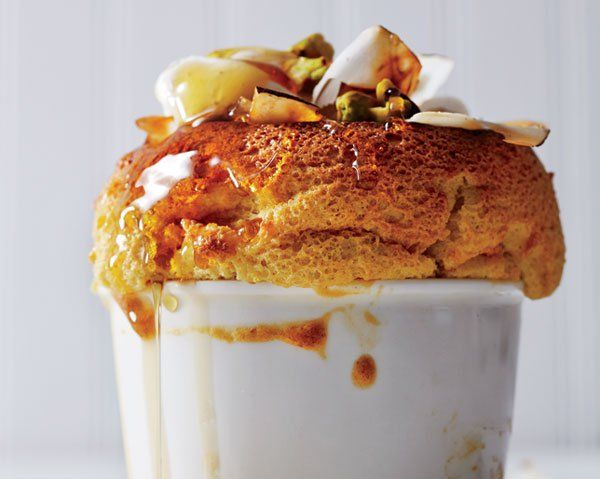How to Make Pumpkin-Pie Souffle (for Under 200 Calories!)