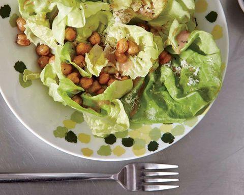 Homemade Upgrade: How to Make a Super Healthy Caesar Salad