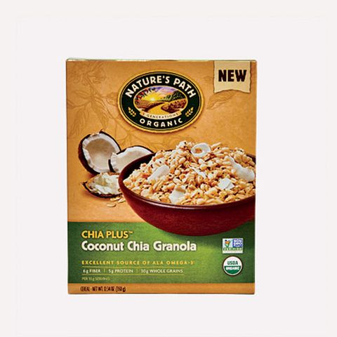 Nature's Path Chia Plus Coconut Chia Granola