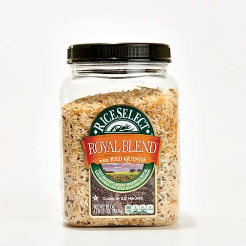 RiceSelect Royal Blend with Red Quinoa