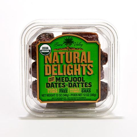 Natural Delights Organic Medjool Dates