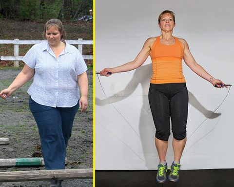 How One Woman Conquered Her Sweet Tooth and Lost 125 Pounds